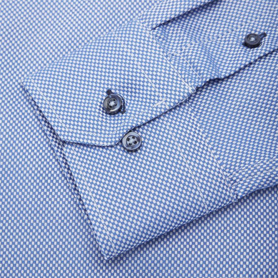 LAURITZ - Lauritz Skjorte - Skjorter - Modern fit - BLUE - 6
