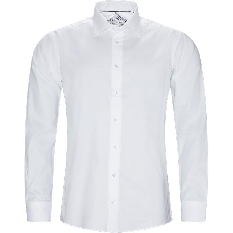 Allan clark - hubert skjorte fra allan clark på kaufmann.dk