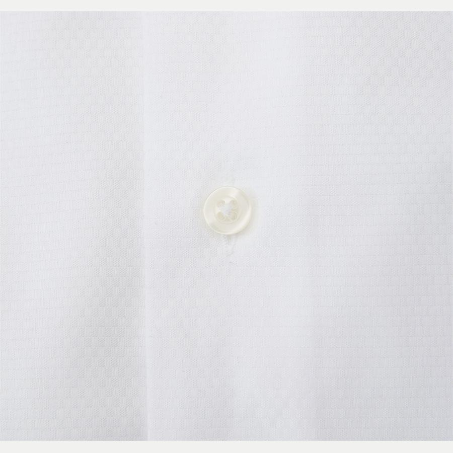 HUBERT - Hubert Skjorte - Skjorter - Modern fit - WHITE - 4
