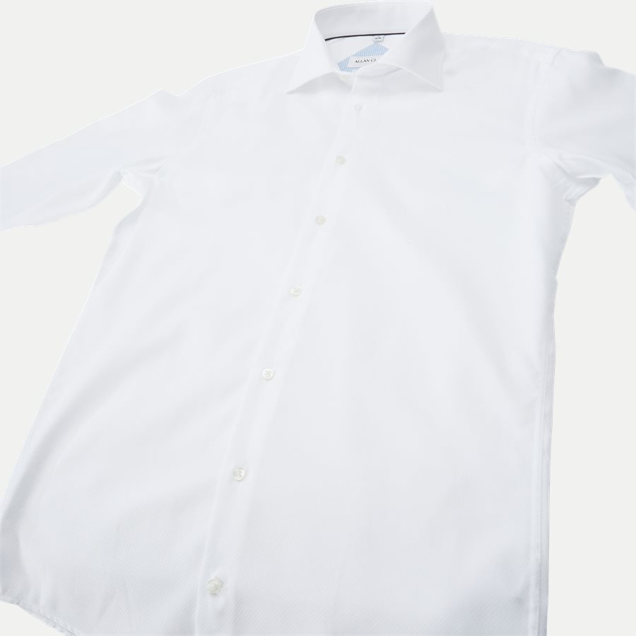 HUBERT - Hubert Skjorte - Skjorter - Modern fit - WHITE - 6