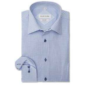 Williams Skjorte Modern fit | Williams Skjorte | Blå