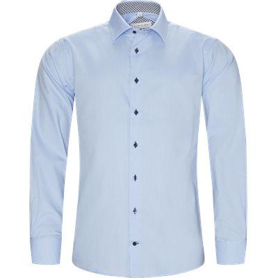 Nolan Skjorte Modern fit | Nolan Skjorte | Blå