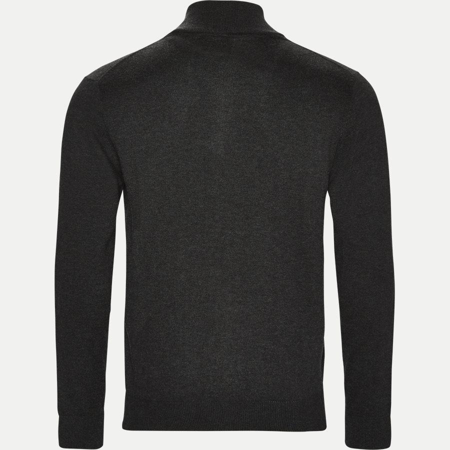 83104 - Cotton Wool Zip Cardigan - Strik - Regular - KOKS - 2