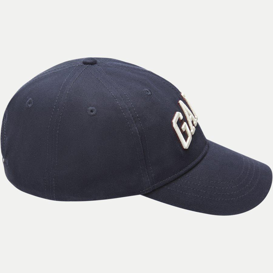 900900005 - Cap - Caps - NAVY - 4