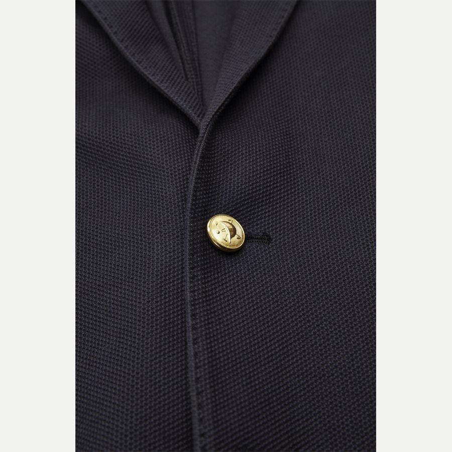 715673154 - Knit Mesh Blazer - Blazer - Regular - NAVY - 3