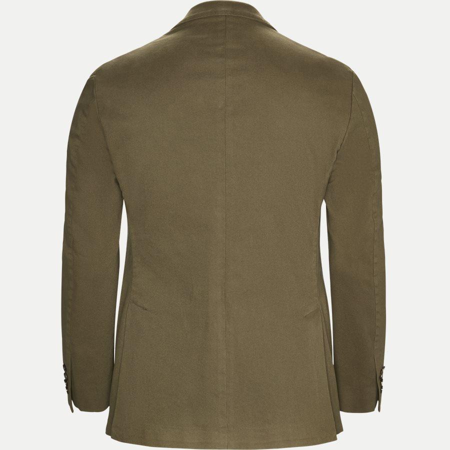 715673123 - Stretch Cotton Twill Blazer - Blazer - Regular - OLIVE - 2