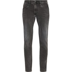 Anbass Hyperflex Jeans Slim | Anbass Hyperflex Jeans | Grå