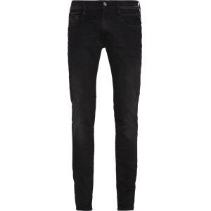 Anbass Hyperflex Jeans Slim | Anbass Hyperflex Jeans | Sort