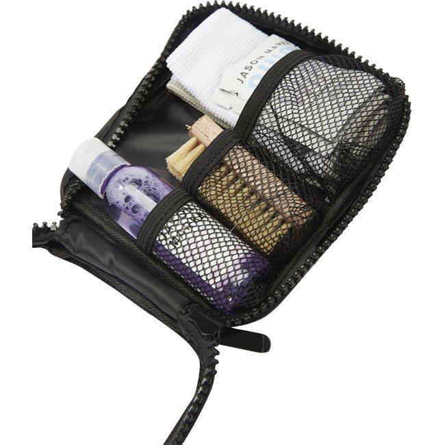 Travel Shoe Cleaning Kit sko rens