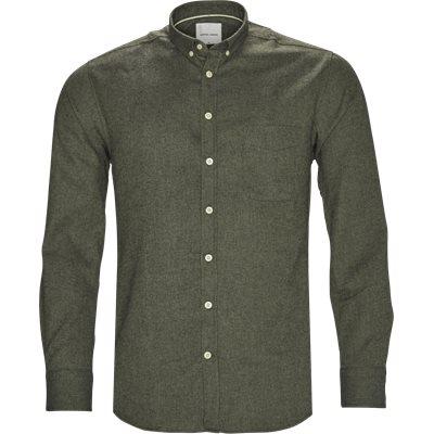 Adam Skjorte Regular | Adam Skjorte | Grøn