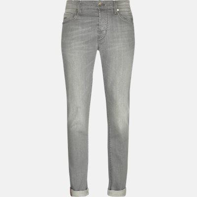Regular slim fit | Jeans | Grey