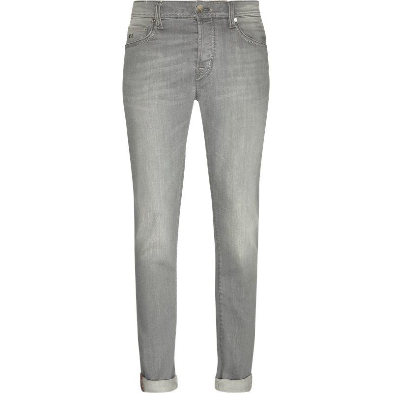 Sartoria tramarossa jeans grey fra sartoria tramarossa fra axel.dk