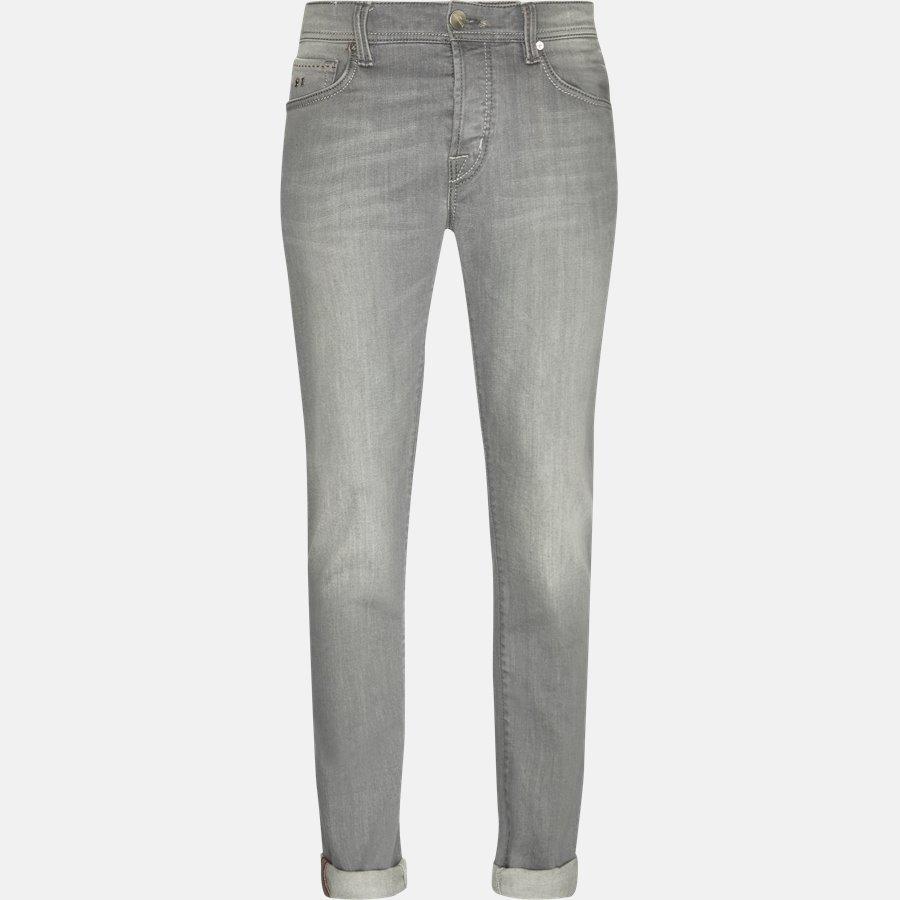 D090 18MOON  LEONARDO - Jeans - Jeans - Regular slim fit - GREY - 1