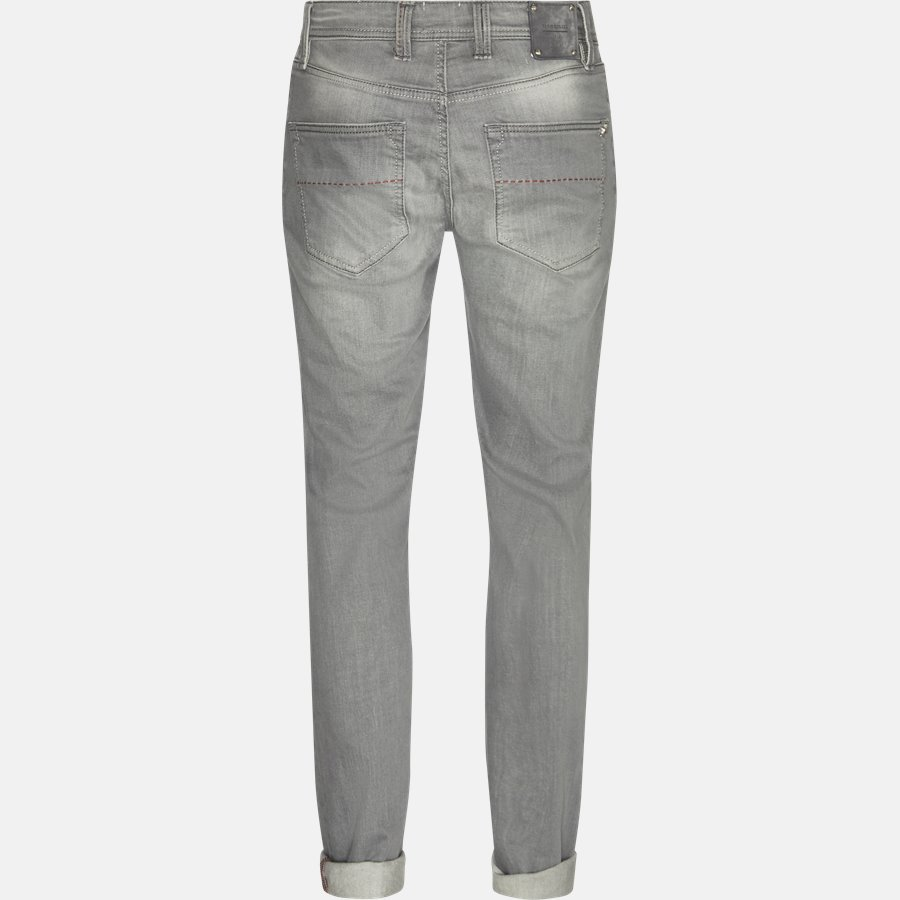 D090 18MOON  LEONARDO - Jeans - Jeans - Regular slim fit - GREY - 2