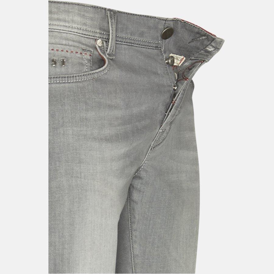 D090 18MOON  LEONARDO - Jeans - Jeans - Regular slim fit - GREY - 4