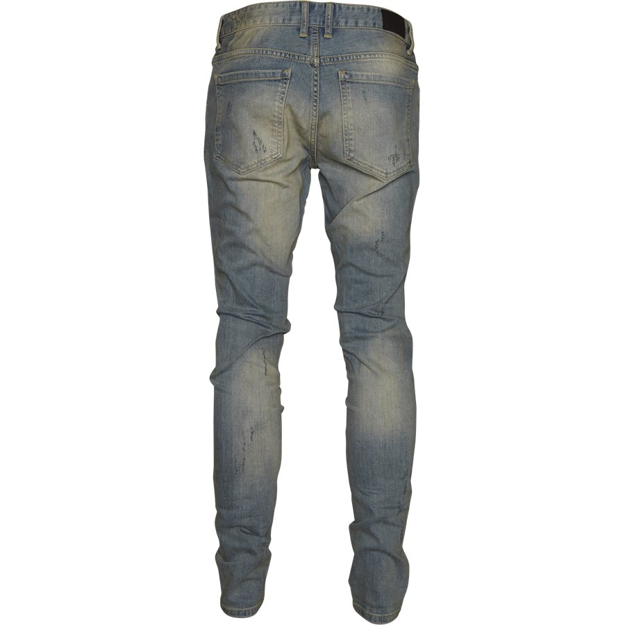 KNEE DESTROYER DENIM - Knee Destroyer Denim - Jeans - Regular - INDIGO - 2