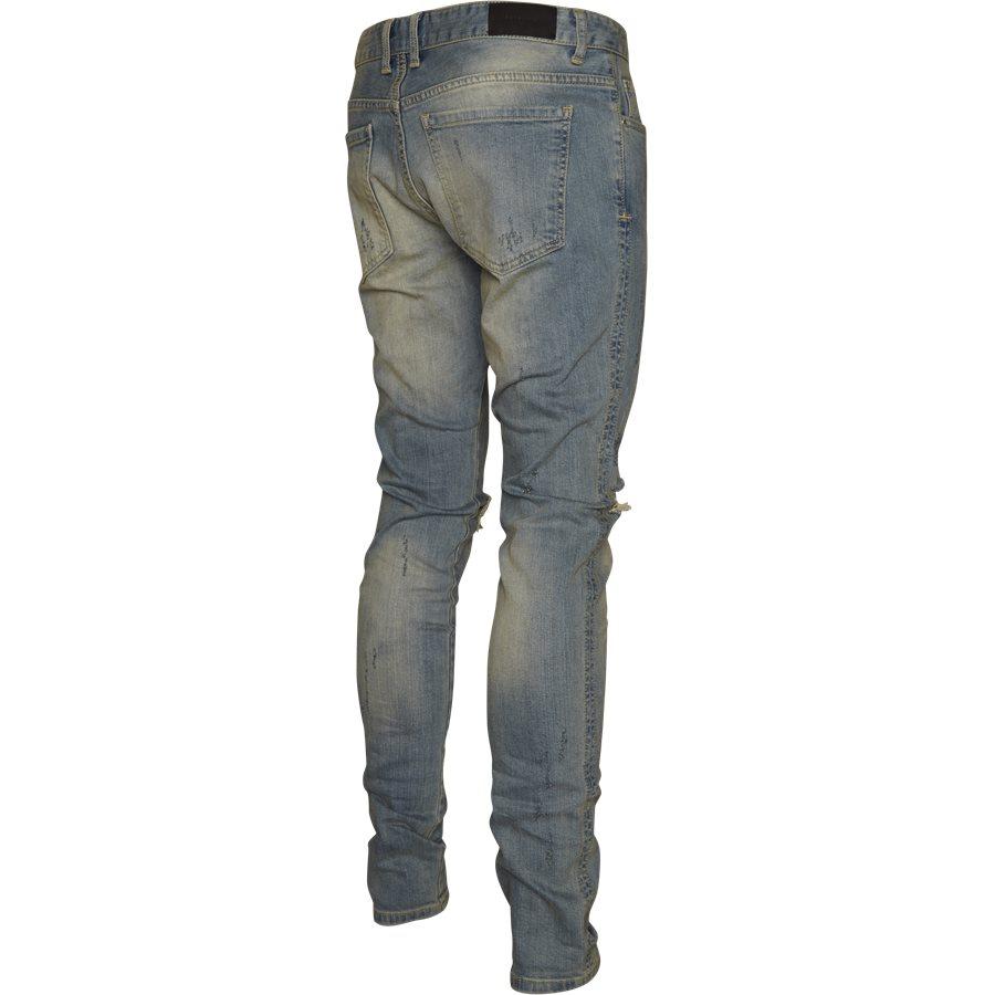 KNEE DESTROYER DENIM - Knee Destroyer Denim - Jeans - Regular - INDIGO - 3