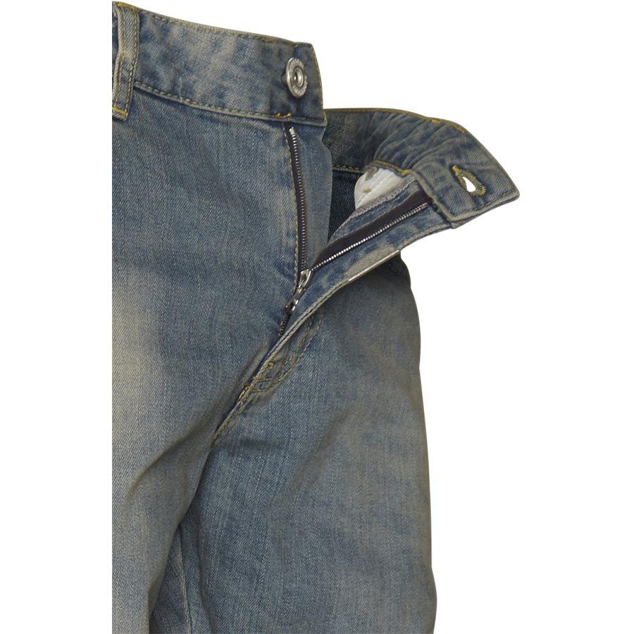 KNEE DESTROYER DENIM - Knee Destroyer Denim - Jeans - Regular - INDIGO - 4
