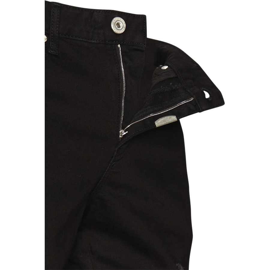 KNEE DESTROYER DENIM - Knee Destroyer Denim - Jeans - Regular - SORT - 4