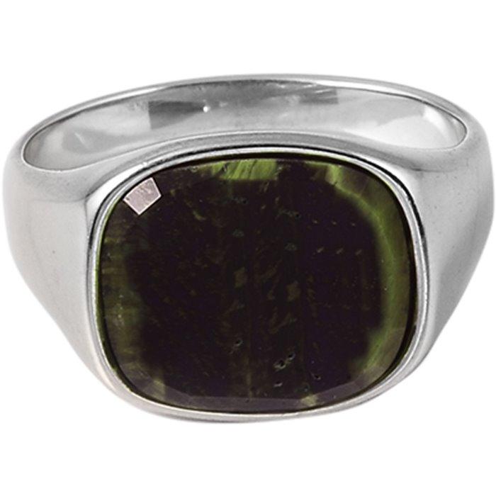 Square Green Stone - Accessories - Grå