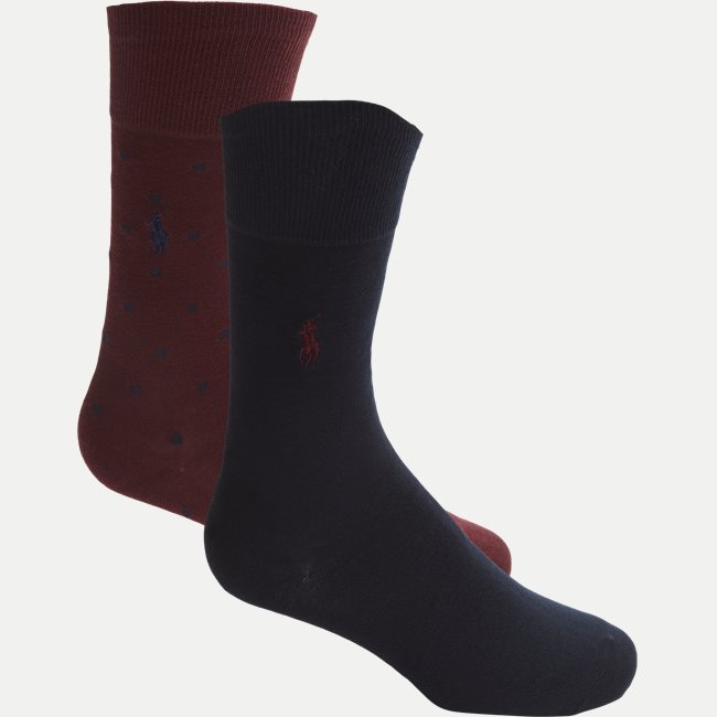 Egyptian Cotton 2-Pack Socks