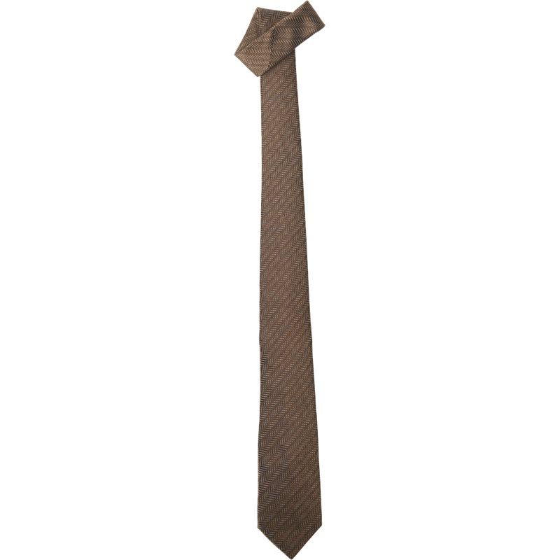 lanvin Lanvin slips brun fra axel.dk