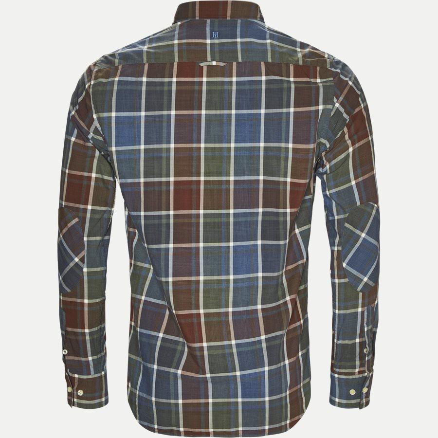SHIRT, MULECHECK - Mulecheck Shirt - Skjorter - Casual fit - GRØN - 2