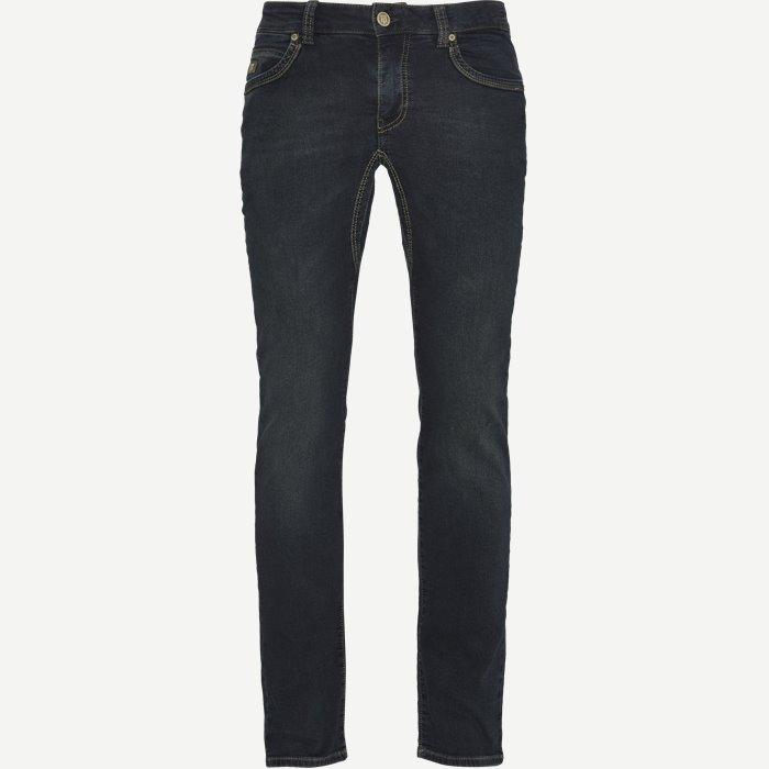 Jeans - Regular - Blå