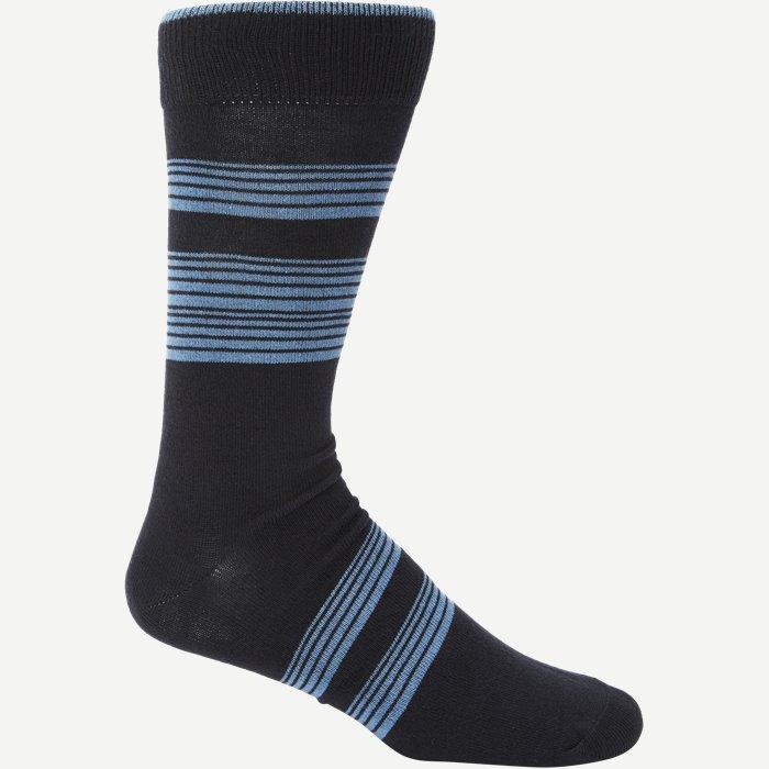 Renshaw Sokker - Strømper - Blå
