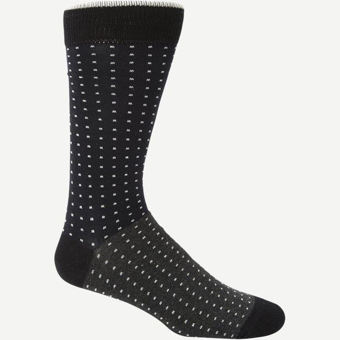 Agassi Sokker - Strømper - Grå