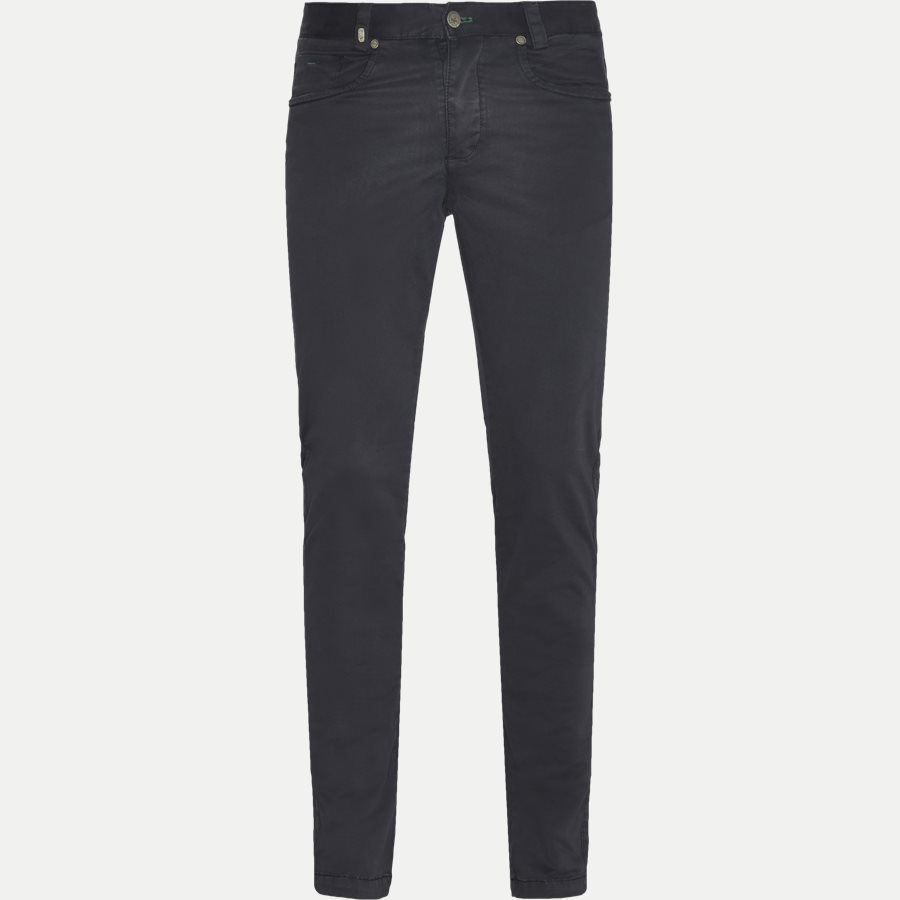 3385 CHINO 5-PKT - Stretch Chinos - Bukser - Slim - NAVY - 1