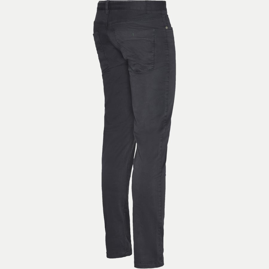 3385 CHINO 5-PKT - Stretch Chinos - Bukser - Slim - NAVY - 3