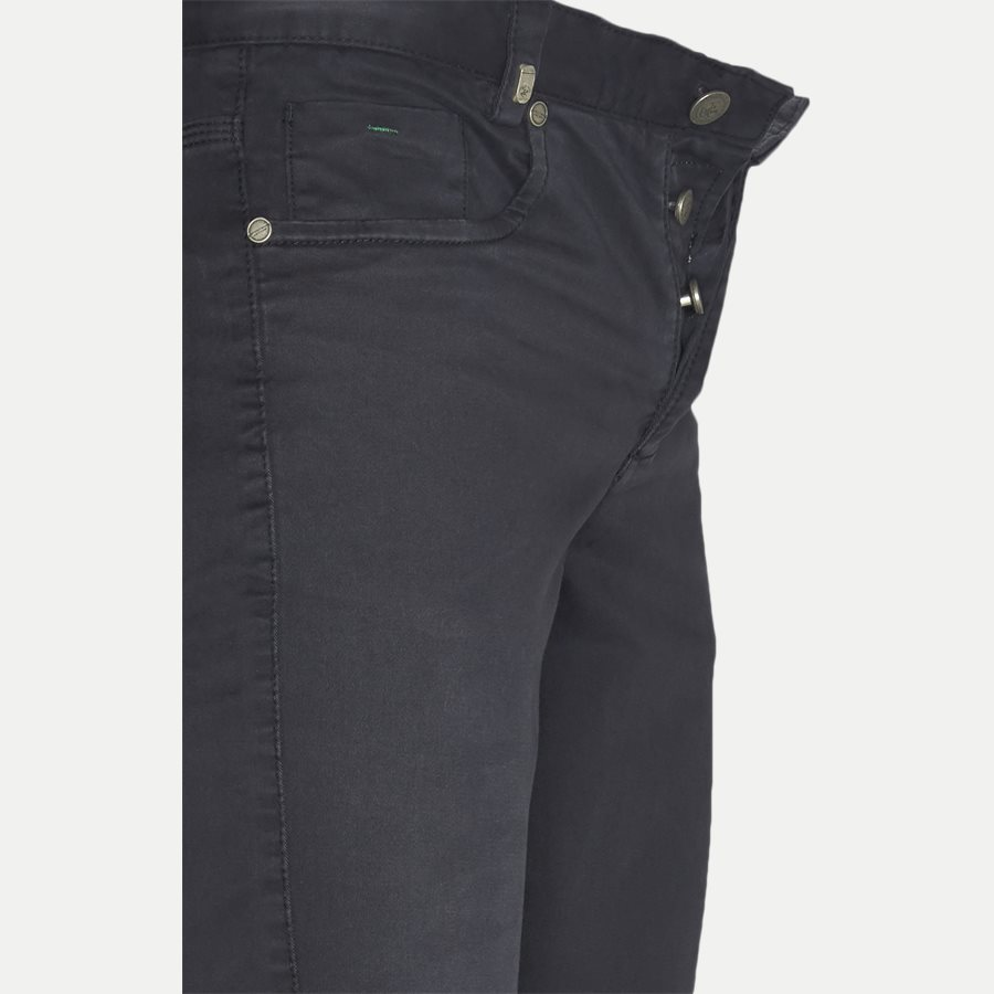 3385 CHINO 5-PKT - Stretch Chinos - Bukser - Slim - NAVY - 4