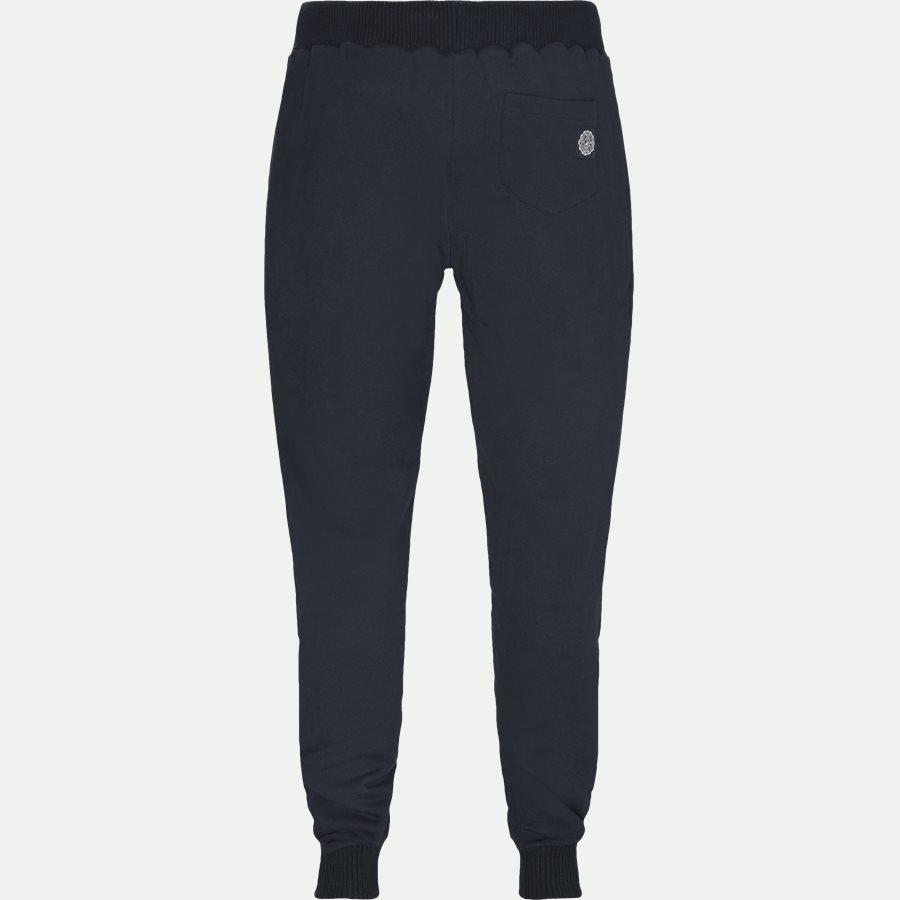 3734 SWEATPANTS - Sweatpants - Bukser - Regular - NAVY - 2
