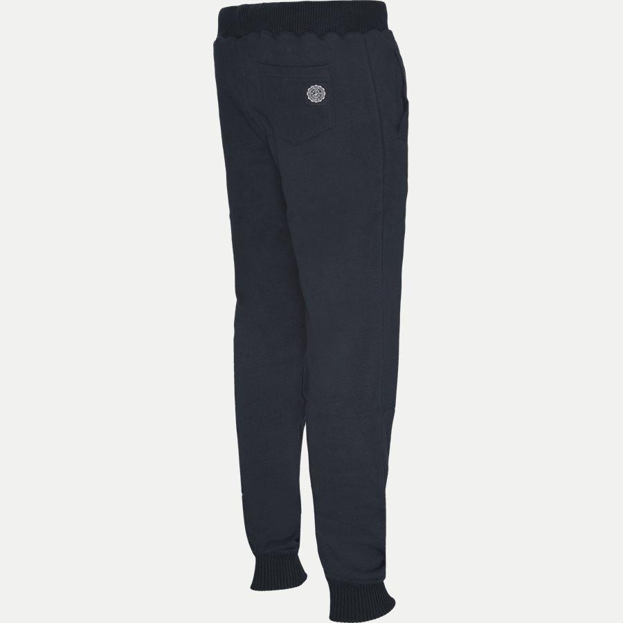 3734 SWEATPANTS - Sweatpants - Bukser - Regular - NAVY - 3