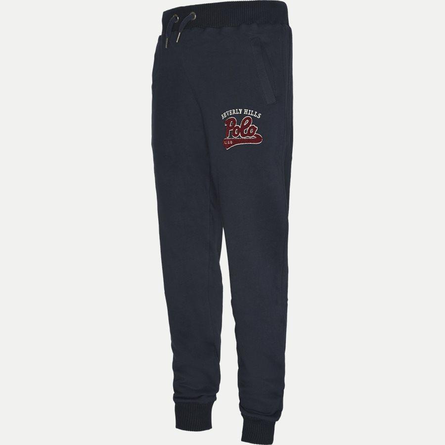 3734 SWEATPANTS - Sweatpants - Bukser - Regular - NAVY - 4