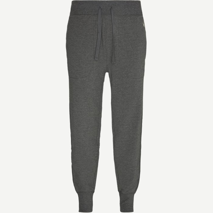 Jersey Jogger Pants  - Undertøj - Regular - Grå