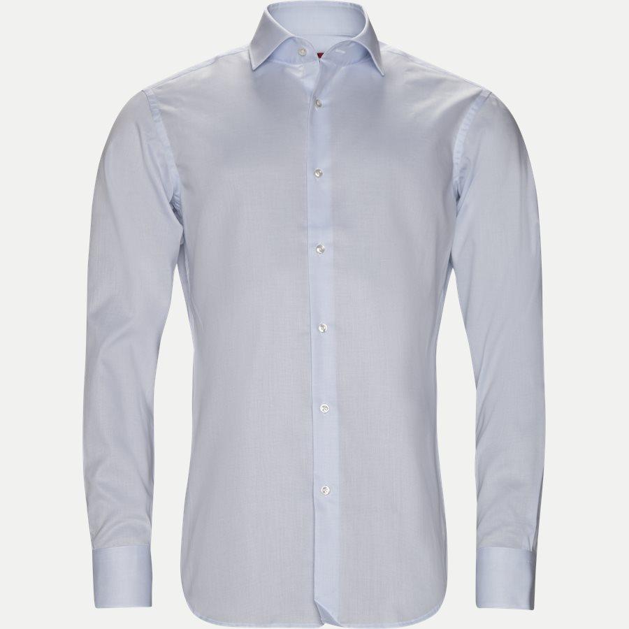 50387100 GORDON - Gordon Skjorte - Skjorter - Regular - LYSBLÅ - 1