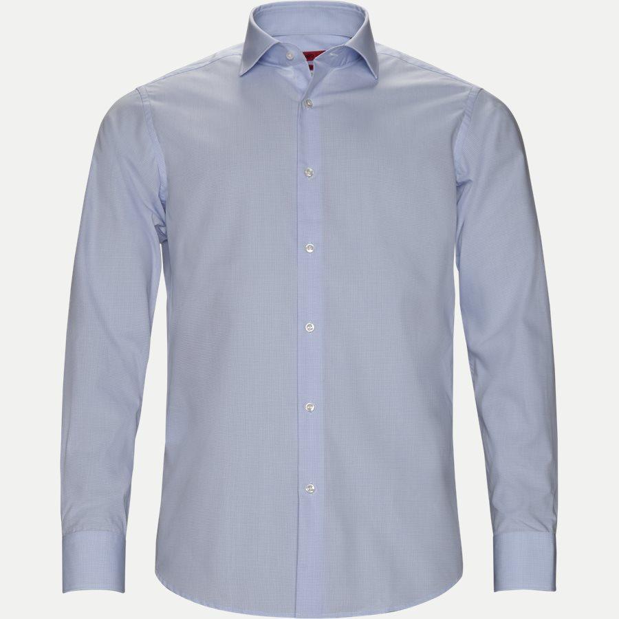 50368831 GORDON - Gordon Skjorte - Skjorter - Regular - LYSBLÅ - 1