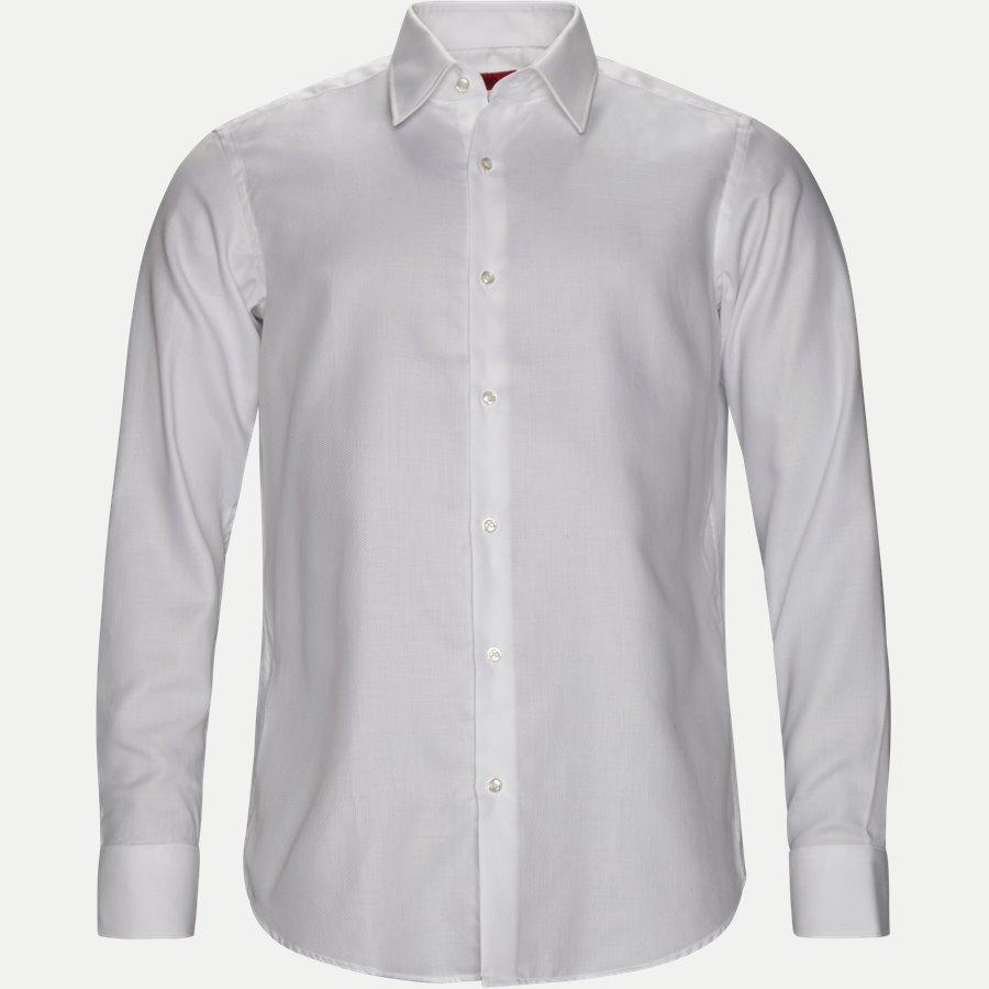 50377945 C-ENZO - C-Enzo Skjorte - Skjorter - Regular - HVID - 1