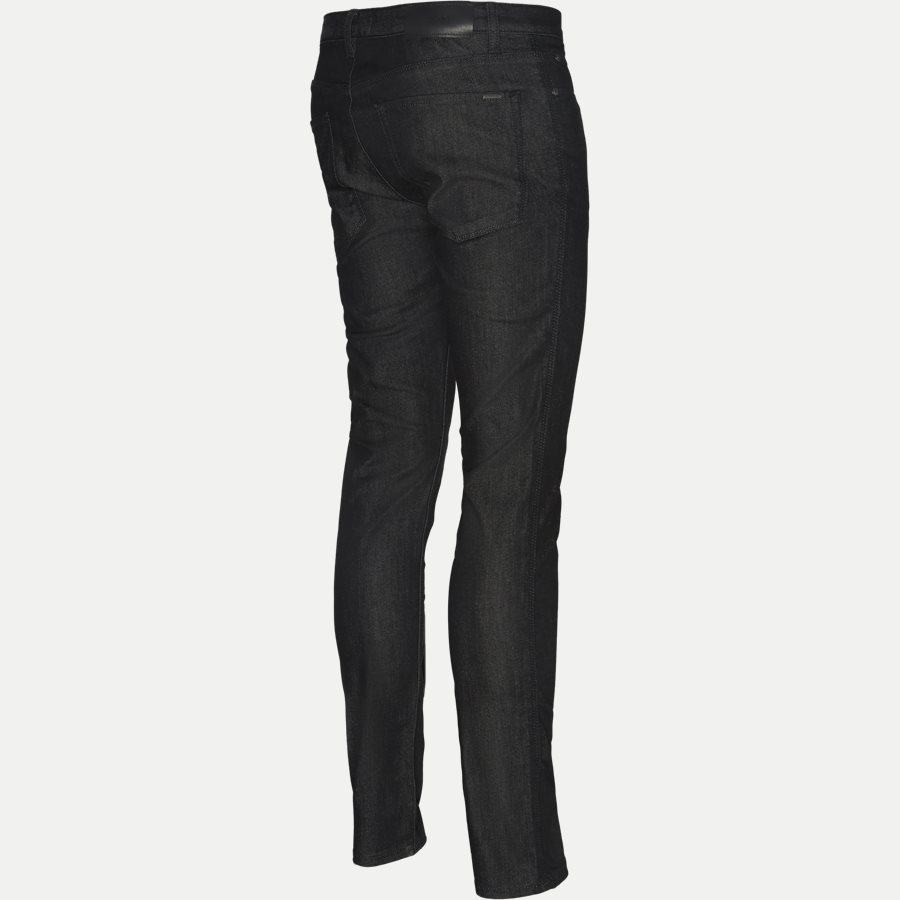 7910 HUGO 734 - Hugo734 Jeans  - Jeans - Skinny fit - SORT - 3