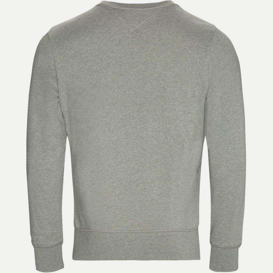 TOMMY C-NK - Crew Neck Sweatshirt - Sweatshirts - Regular - GRÅ - 2