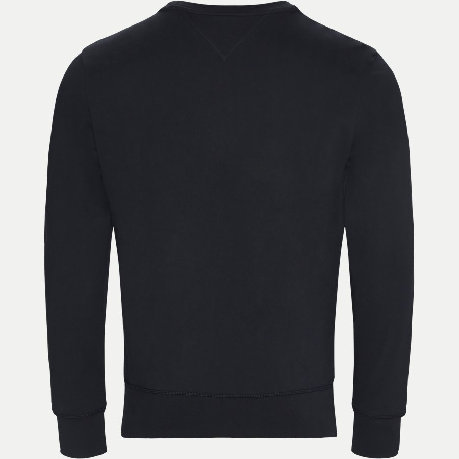 TOMMY C-NK - Crew Neck Sweatshirt - Sweatshirts - Regular - NAVY - 2