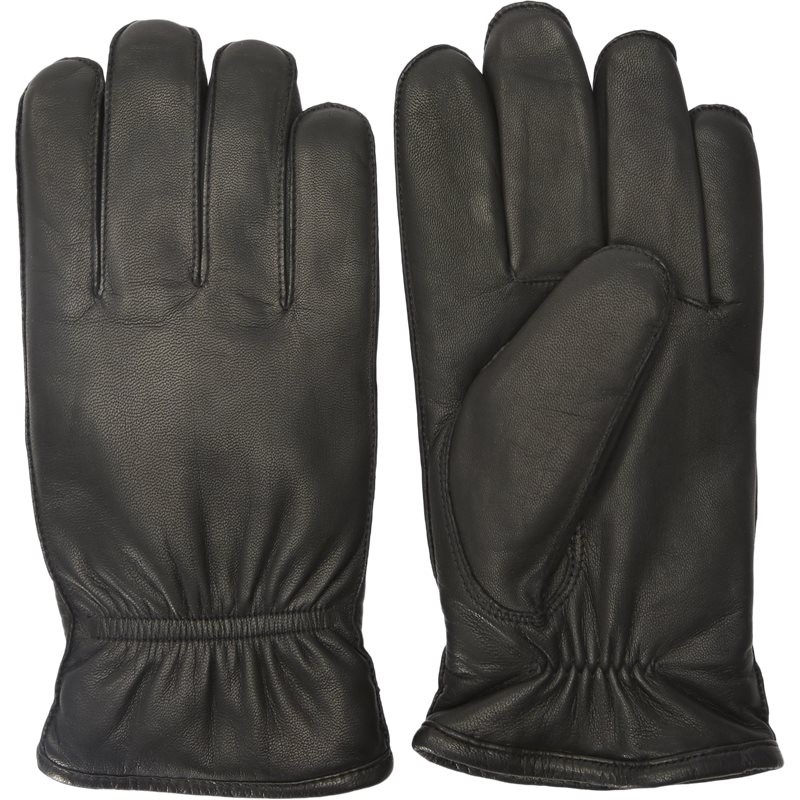 Randers handskefabrik 400246 handsker sort fra randers handskefabrik fra axel.dk