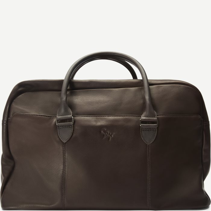 Gorm Weekend Bag - Tasker - Brun