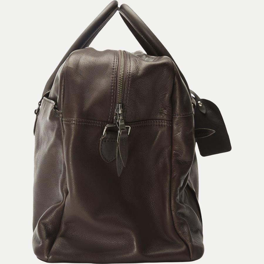 GORM WEEKEND BAG 380016 - Gorm Weekend Bag - Tasker - BRUN - 2
