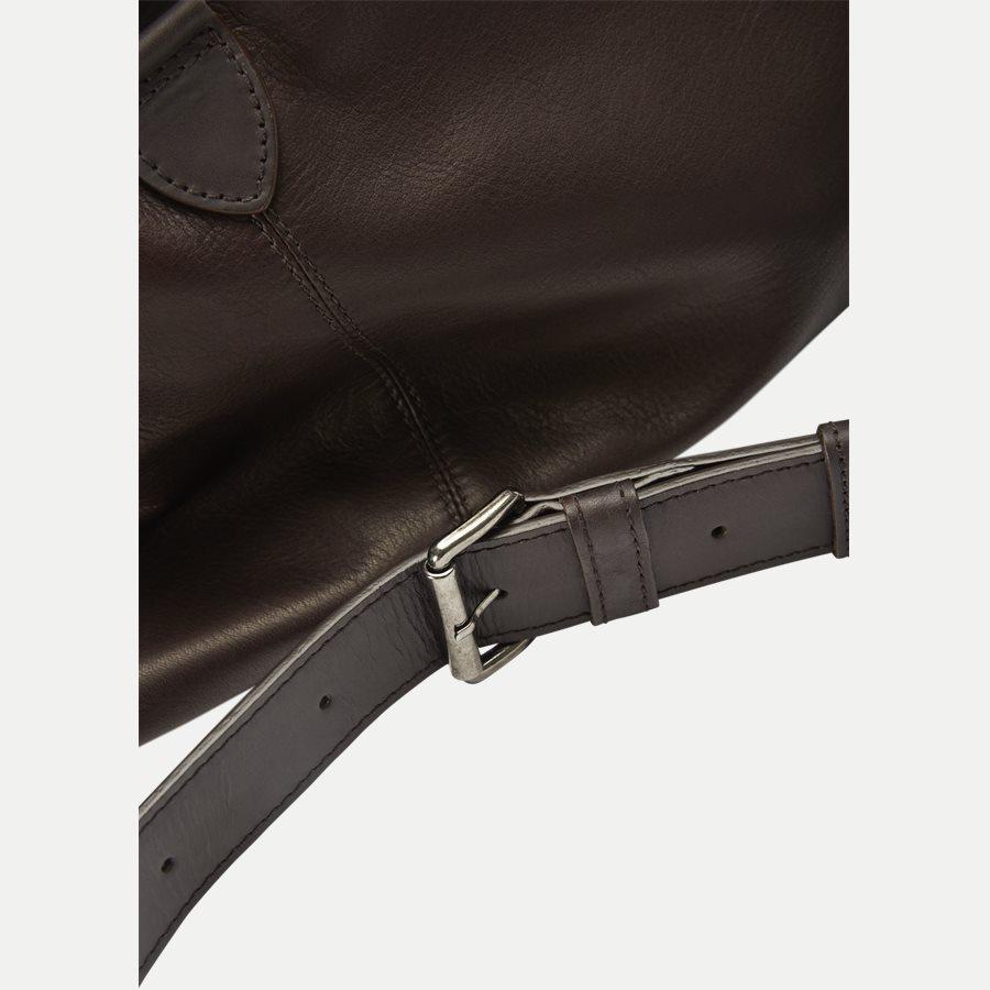 GORM WEEKEND BAG 380016 - Gorm Weekend Bag - Tasker - BRUN - 7
