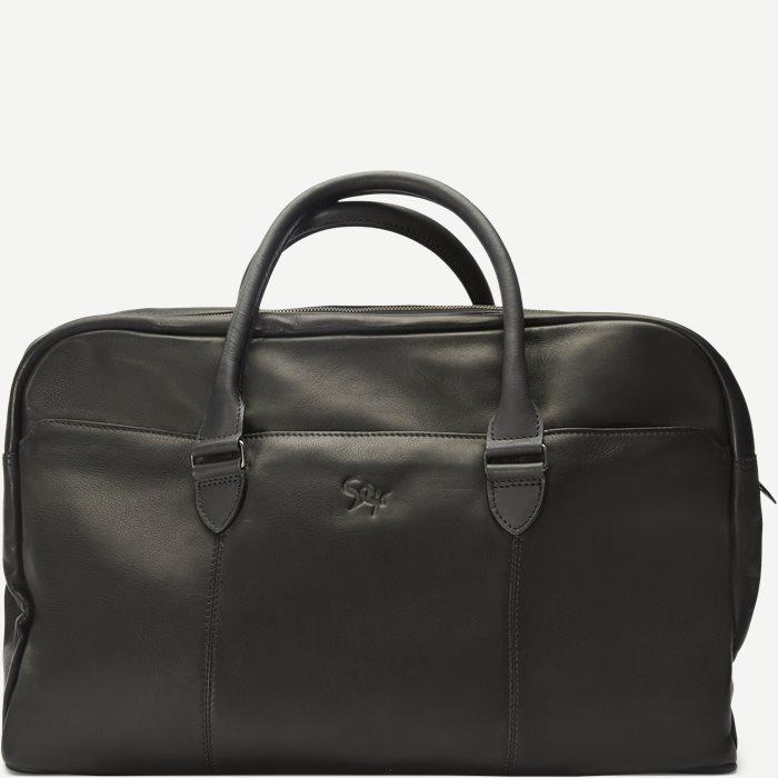 Gorm Weekend Bag - Tasker - Sort