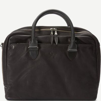 Gorm Notebook Bag Gorm Notebook Bag   Brun