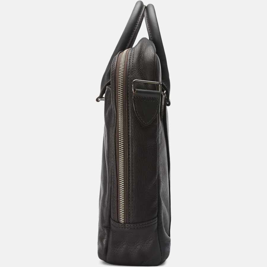 GORM NOTEBOOK BAG 380003 - Gorm Notebook Bag - Tasker - BRUN - 2